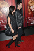 Courteney Cox, Johnny McDaid — ストック写真