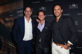 Mauricio Umansky, Billy Rose, Rob Tincknell — Stock Photo