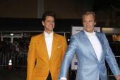 Jim Carrey, Jeff Daniels — Stock Photo