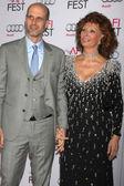 Edoardo Ponti, Sophia Loren — Stock Photo