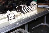 BONES 200 Show Cake — Stock Photo