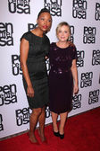 Amy Poehler, Aisha Tyler — Stock Photo