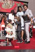Matthew McConaughey, Camila Alves McConaughey, Vida Alves McConaughey, Levi Alves McConaughey, Livingston Alves McConaughey — ストック写真