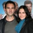Постер, плакат: Johnny McDaid Courteney Cox