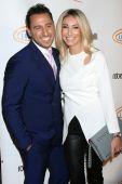 Josh Altman, Heather Bilyeu — Stock Photo