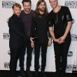 Постер, плакат: Ben McKee Daniel Platzman Daniel Wayne Sermon Dan Reynolds Imagine Dragons