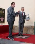Quentin Tarantino, Christoph Waltz — Stock Photo