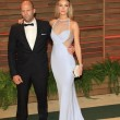 Постер, плакат: Jason Statham Rosie Huntington Whiteley