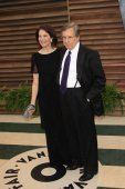 Sherry Lansing, William Friedkin — Stock Photo