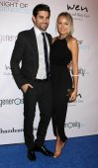 Justin Gaston, Melissa Ordway — Stock Photo