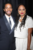 Andre Holland, Ava DuVernay — Stock Photo