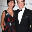 Sophie Hunter, Benedict Cumberbatch — Stock Photo #62243671