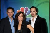 Jack Robinson, Anna Friel, Peter Facinelli — Stock Photo