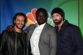 Adam Levy, Babou Ceesay, Emmett J Scanlan — Stock Photo