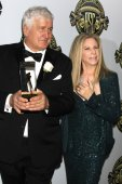 Andrzej Bartkowiak, Barbra Streisand — Stock Photo