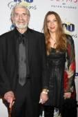 Martin Landau, Susan Landau Finch — Stock Photo