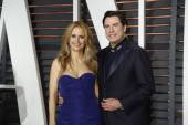 Kelly Preston, John Travolta — Stock Photo