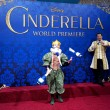 "Atmosphere at the ""Cinderella"" World Premiere — Stock Photo #66380323"