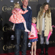 Постер, плакат: Eric Dane Rebecca Gayheart daughters