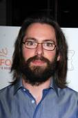 Martin Starr — Stock Photo