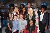 American Idol XIV Finalists — Stock Photo