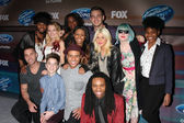 American Idol XIV Finalists — Stock Photo