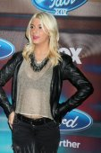 "Jax  at the ""American Idol Season 14"" — Stock Photo"