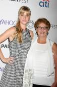 Heather Morris, mother of fiance — Stock Photo