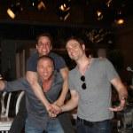 Christian LeBlanc, Sean Carrigan, Daniel Goddard — Stock Photo #68675315