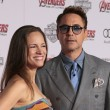 Постер, плакат: Susan Downey Robert Downey Jr