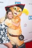 KaDee Strickland, Puss In Boots — Stock Photo