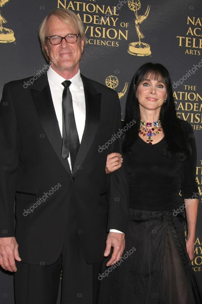 Connie Sellecca and john tesh 2015