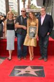 Julie Bowen, Ed O'Neill, Sofia Vergara, Eric Stonestreet — Stockfoto