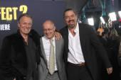 Eric Braeden, Paul Brooks, Christian Gudegast — Stock Photo