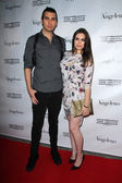 Nick Simmons, Sophie Simmons — Stock Photo