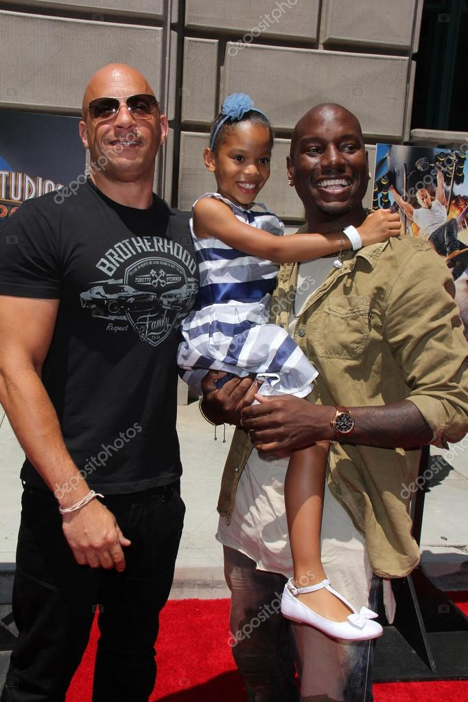 Can vin diesel and tyrese gibson fantasy))))