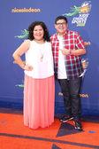 Raini Rodriguez, Rico Rodriguez — Stock Photo