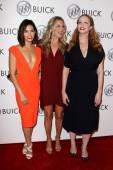 Jenna Dewan-Tatum, Ali Larter, Christina Hendricks — Stock Photo