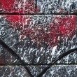 Abstract detail of graffiti — Stock Photo #65047523