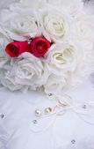 Wedding details — Stock Photo