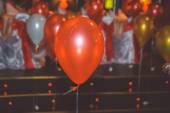 Air holiday balloon — 图库照片