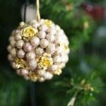 Christmas decoration on tree — Stock Photo #62663671