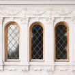 Architecture and windows of renaissance style classical building — Stock Photo #68314149