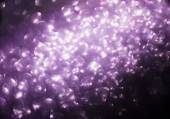 Magenta bokeh abstract light backgrounds, christmas background — Stock Photo