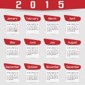 CALENDAR 2015 FOURTH EDITION — Vecteur