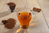 Roibos tea cup — Stock Photo