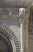 Gargoyle of Matthias Church, Budapest. — Stock Photo