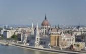 Parliament Building, Budapest. — Stock Photo