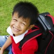 Kids school bag — Stock Photo #58239975