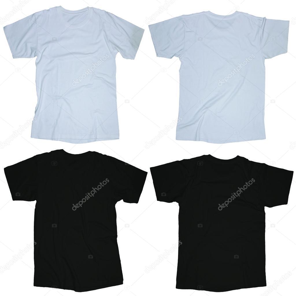Polo Shirt Schwarz Vorlage